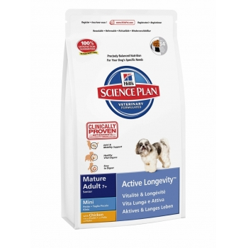 Hill's SP Canine Mature Adult 7+ Mini  1 kg