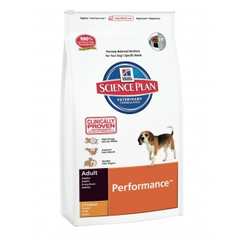 Hill's SP Canine Adult Performance 12 kg
