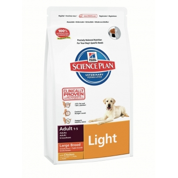 Hill's SP Canine Adult Large Breed Light 12 kg