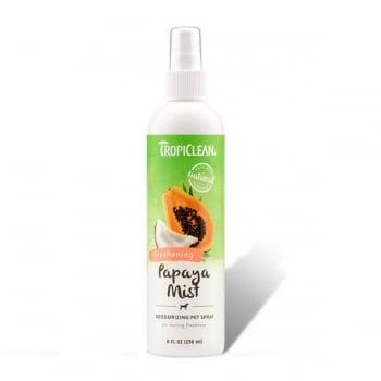 Spray TropiClean Papaya Mist, 236 ml