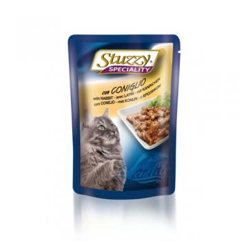 Stuzzy Cat Speciality Iepure 100 g- expira 05.01.2021 imagine
