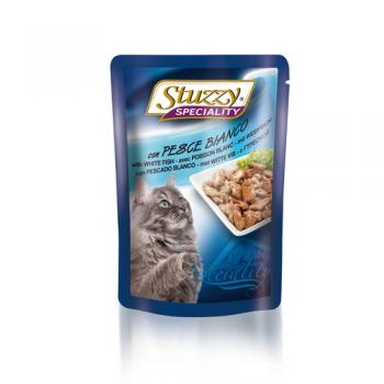 Stuzzy Cat Speciality Peste Alb,100 g