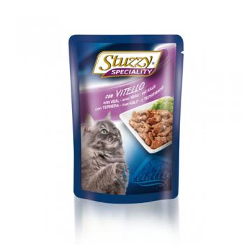 Stuzzy Cat Speciality Vitel,100 g