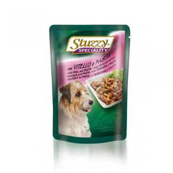 Stuzzy Dog Speciality Vitel si Paste 100 g