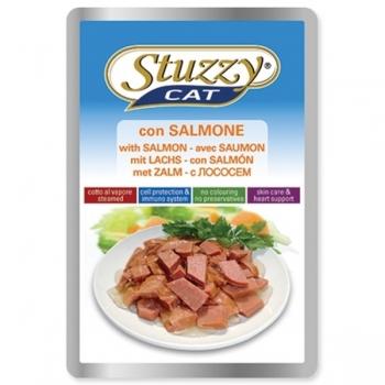 Stuzzy Cat cu Somon 100 g