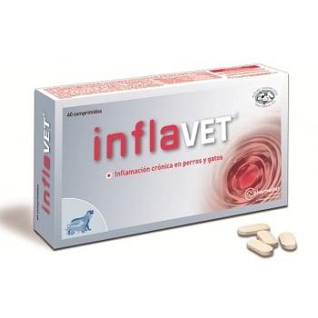 Supliment Nutritiv Inflavet 60 comprimate