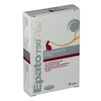 Supliment Nutritiv Epato 750 30 tablete