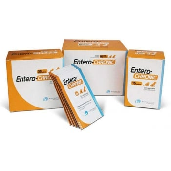 Supliment Nutritiv Entero-Chronic, 30 plicuri imagine