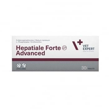 Supliment Nutritiv Hepatiale Forte Advanced, 30 tablete imagine