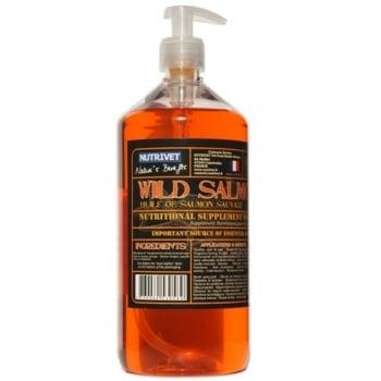 Nutrivet Ulei de Somon Salbatic, 250 ml