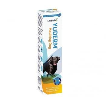 Supliment Nutritiv Pentru Caini, Lintbells Yuderm Moulting Dog, 250 ml imagine