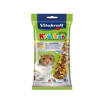 Suplimente Vitakraft Kracker Hamster Multivit, 112 g imagine
