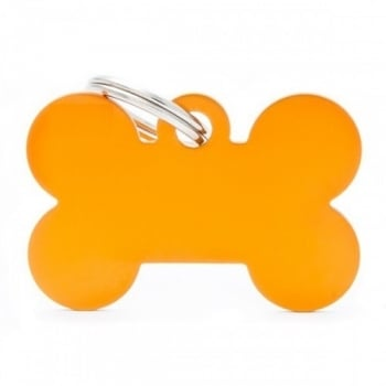 Medalion Tag Os Orange S