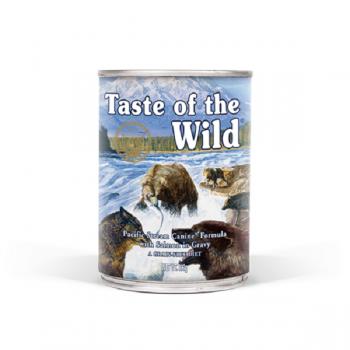 Pachet Conserve Taste Of The Wild Pacific Stream 12 x 390 g