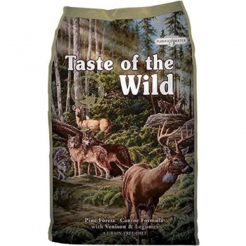Taste of the Wild Pine Forest 12,7 Kg