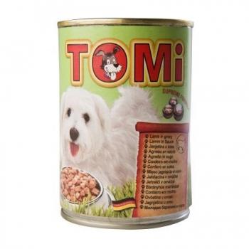 Conserva Tomi Dog cu Miel, 400 g