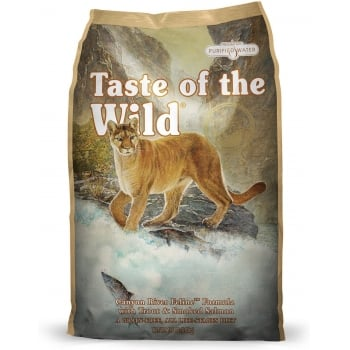 Taste of the Wild Cat Canyon River Formula, 6.6 kg