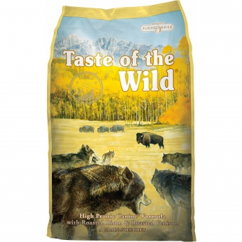 Taste of the Wild High Prairie Canine Formula 13 kg