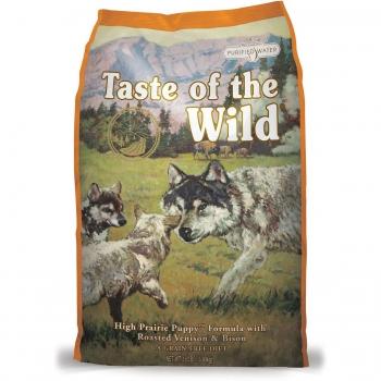 Taste of the Wild High Prairie Puppy Formula, 12.2 kg