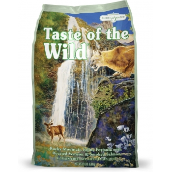 Taste of the Wild Cat - Rocky Mountains Formula 7 kg