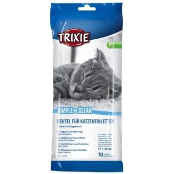 Trixie Pungi Igienice pentru Litiera, 37x48 cm