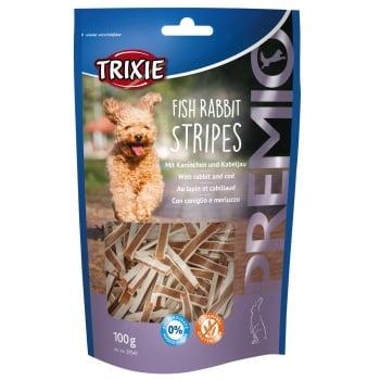 Trixie Premio Fasii cu Carne de Iepure si Cod, 100 g imagine