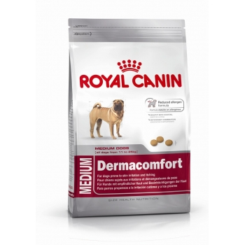 Royal Canin Medium Dermaconfort, 3 kg