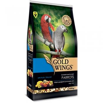 Hrana Papagali Gold Wings Premium, 750 g imagine
