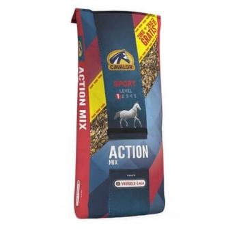 Hrana pentru Cai, Versele Laga Cavalor Sport, Action Mix, Promo + 10% gratis , 22 kg