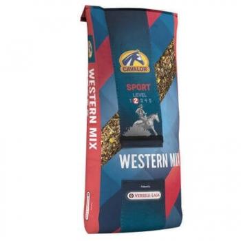 Hrana pentru Cai, Versele Laga Cavalor Sport, Western Mix, 20kg