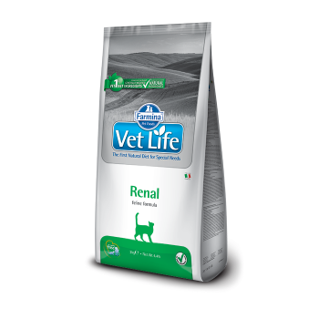 Vet Life Natural Diet Cat Renal 2 kg