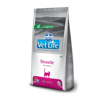 Vet Life Natural Diet Cat Struvite 2 kg