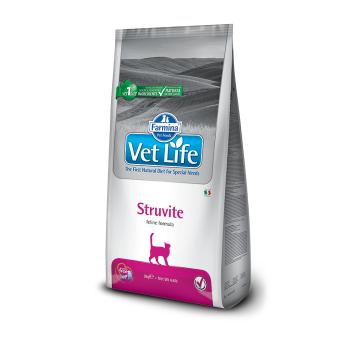 Vet Life Natural Diet Cat Struvite 10 kg