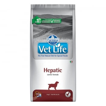 Vet Life Dog Hepatic, 2 kg