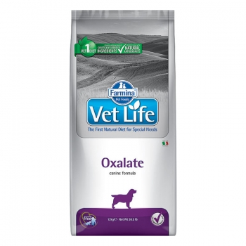 Vet Life Dog Oxalate, 12 kg