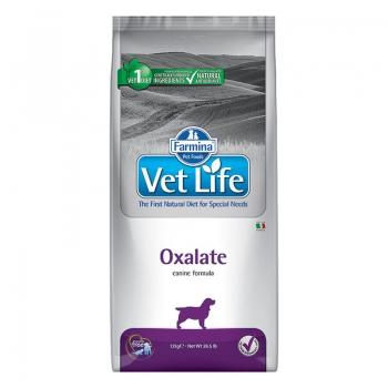 Vet Life Natural Diet Dog Oxalate 2 kg imagine
