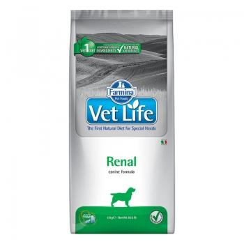 Vet Life Natural Diet Dog Renal 12 kg
