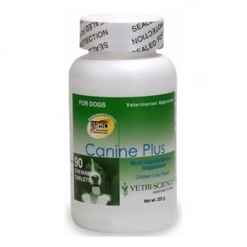 VETRI SCIENCE Canine Plus, Ca/P, multivitamine câini, 1000tbl masticabile