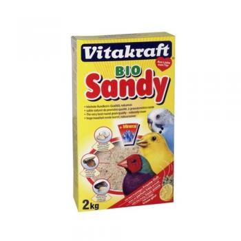 Vitakraft Bio Sand Nisip Perusi si Canari, 2.5kg