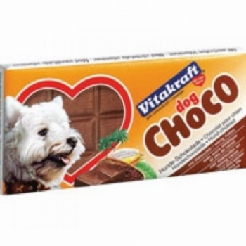 Ciocolata pentru Caini Vitakraft, 100 g