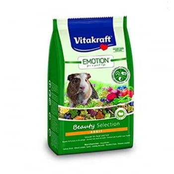 Vitakraft Emotion Beauty G Pig Adult, 600 g imagine