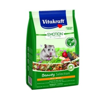 Vitakraft Emotion Beauty Hamster, 300 g imagine