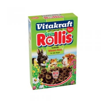Vitakraft Inele vegetale pentru rozatoare - 500g