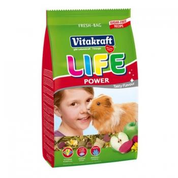 Vitakraft Life Power G Pig, 600 g