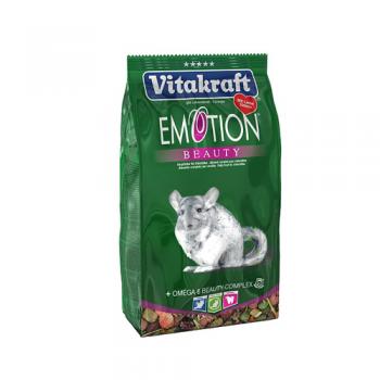 Vitakraft Meniu Emotion Beauty  Chinchila - 600 g