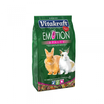 Vitakraft Meniu Emotion Beauty Iepure - 600 g