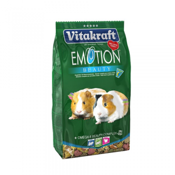 Vitakraft Meniu Emotion Beauty  Porcusori Guineea - 600 g