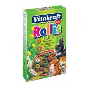 Vitakraft Rollis Party Snack Rozatoare, 500 g