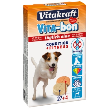 Supliment Nutritiv Vita-Bon Dog Small Breed 31 tablete