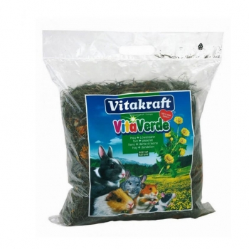 Vitakraft Vita Verde Fan Cu Papadie, 500 G imagine